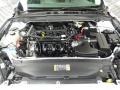 2013 Oxford White Ford Fusion S  photo #27