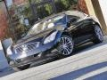 Black Obsidian 2008 Infiniti G 37 S Sport Coupe