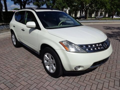 2006 Nissan Murano SL Data, Info and Specs