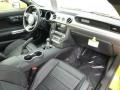 50 Years Raven Black Dashboard Photo for 2015 Ford Mustang #98990007