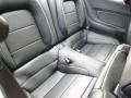 50 Years Raven Black Rear Seat Photo for 2015 Ford Mustang #98990028