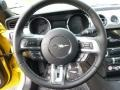 50 Years Raven Black Steering Wheel Photo for 2015 Ford Mustang #98990190
