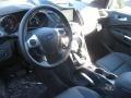 2014 Sterling Gray Ford Escape Titanium 2.0L EcoBoost 4WD  photo #3
