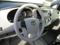 2012 Silver Sky Metallic Toyota Sienna LE AWD  photo #16