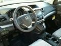2015 Alabaster Silver Metallic Honda CR-V EX AWD  photo #3