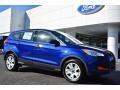 2015 Deep Impact Blue Metallic Ford Escape S #99009072