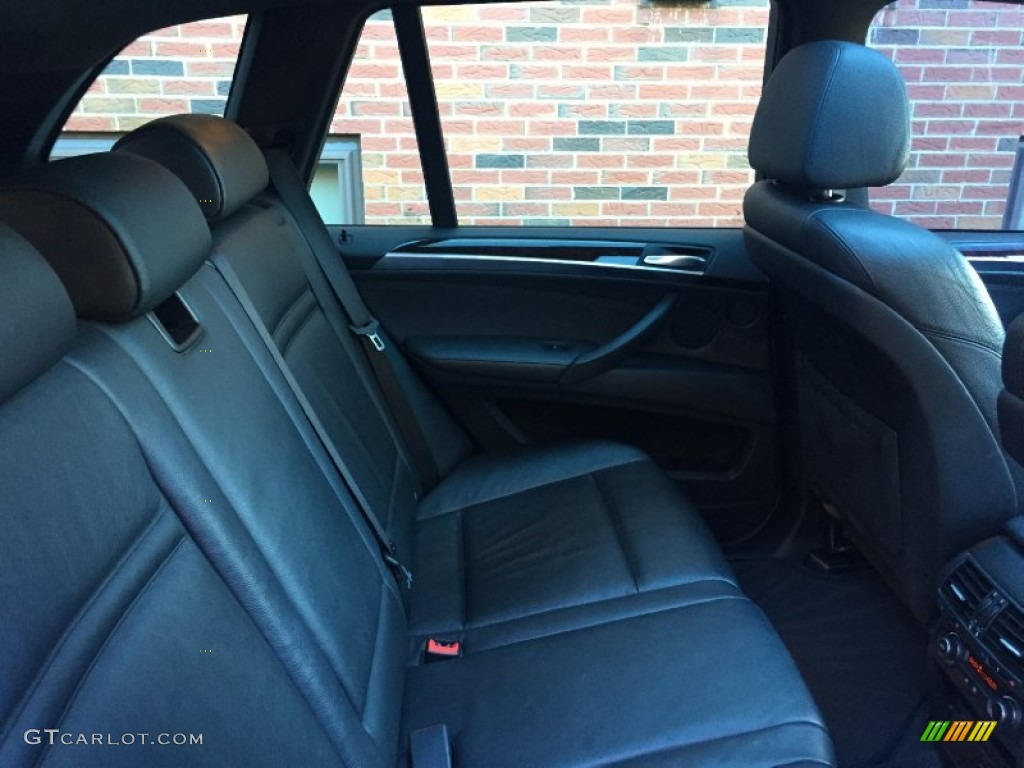 2007 bmw x5 rear seat photos. Black Bedroom Furniture Sets. Home Design Ideas