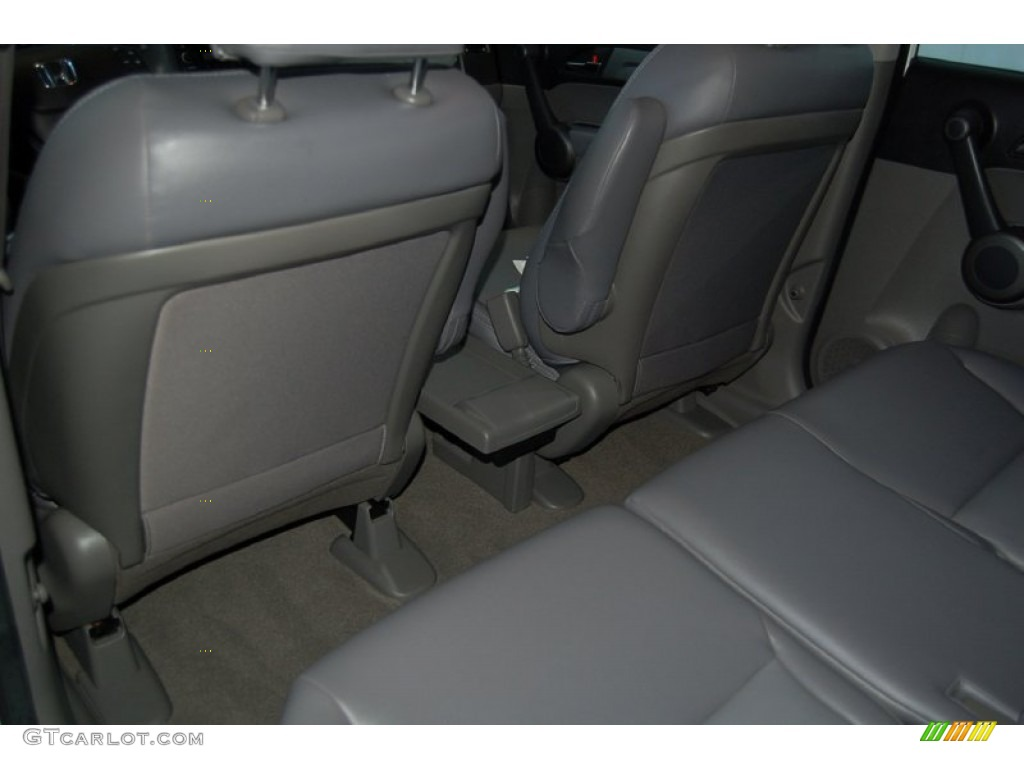 2011 CR-V LX - Taffeta White / Gray photo #21