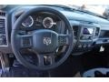 Black/Diesel Gray Dashboard Photo for 2015 Ram 1500 #99035451