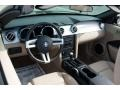 2005 Ford Mustang Medium Parchment Interior Interior Photo