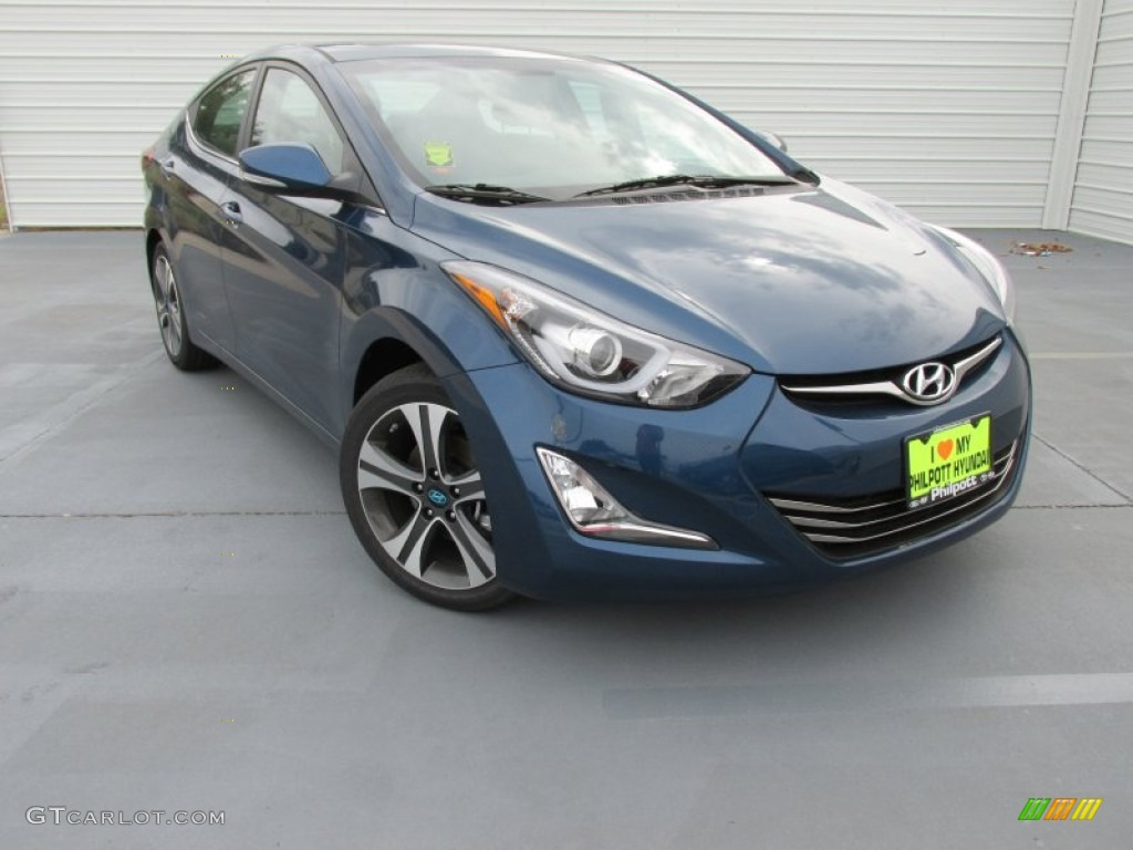2015 windy sea blue hyundai elantra sport sedan 99034455. Black Bedroom Furniture Sets. Home Design Ideas