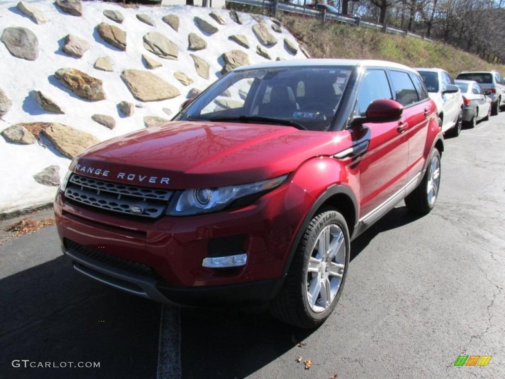 2015 Firenze Red Metallic Land Rover Range Rover Evoque Pure Plus 99034772 Photo 9 Gtcarlot