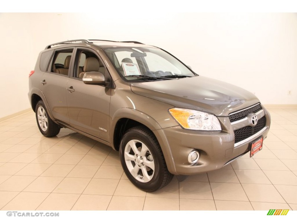 2012 pyrite mica toyota rav4 limited 4wd 99034591 photo. Black Bedroom Furniture Sets. Home Design Ideas
