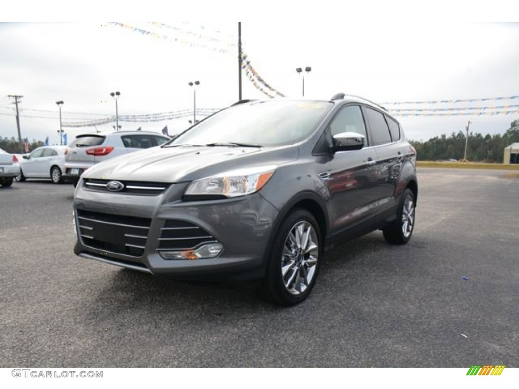 Sterling Gray Ford Escape
