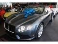 Dark Gray Satin - Continental GTC V8  Photo No. 1