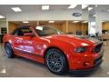 2013 Race Red Ford Mustang Shelby GT500 SVT Performance Package Convertible #99034392