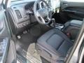 Jet Black Interior Photo for 2015 GMC Canyon #99071625