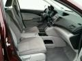 2012 Basque Red Pearl II Honda CR-V LX 4WD  photo #29
