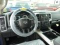 Black/Diesel Gray Dashboard Photo for 2015 Ram 1500 #99077292