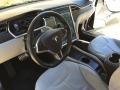 Grey Prime Interior Photo for 2013 Tesla Model S #99108393