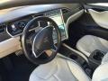 Grey Prime Interior Photo for 2013 Tesla Model S #99108415