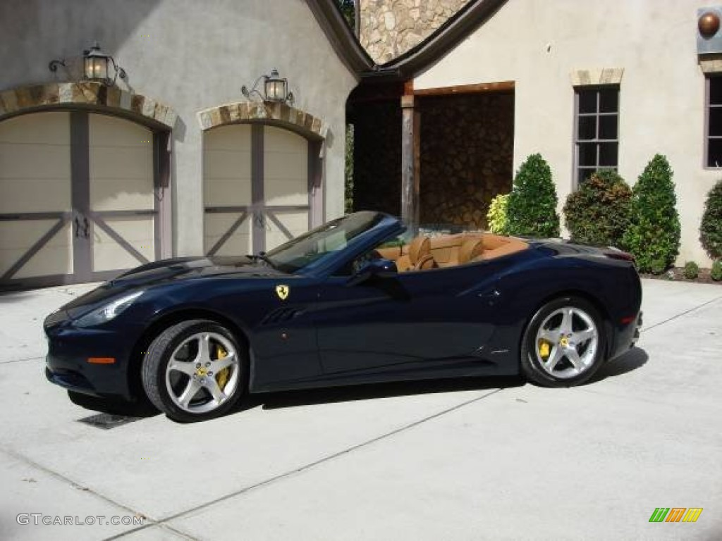 2010 Dark Blue Ferrari California 99107434 Gtcarlot Com Car Color Galleries