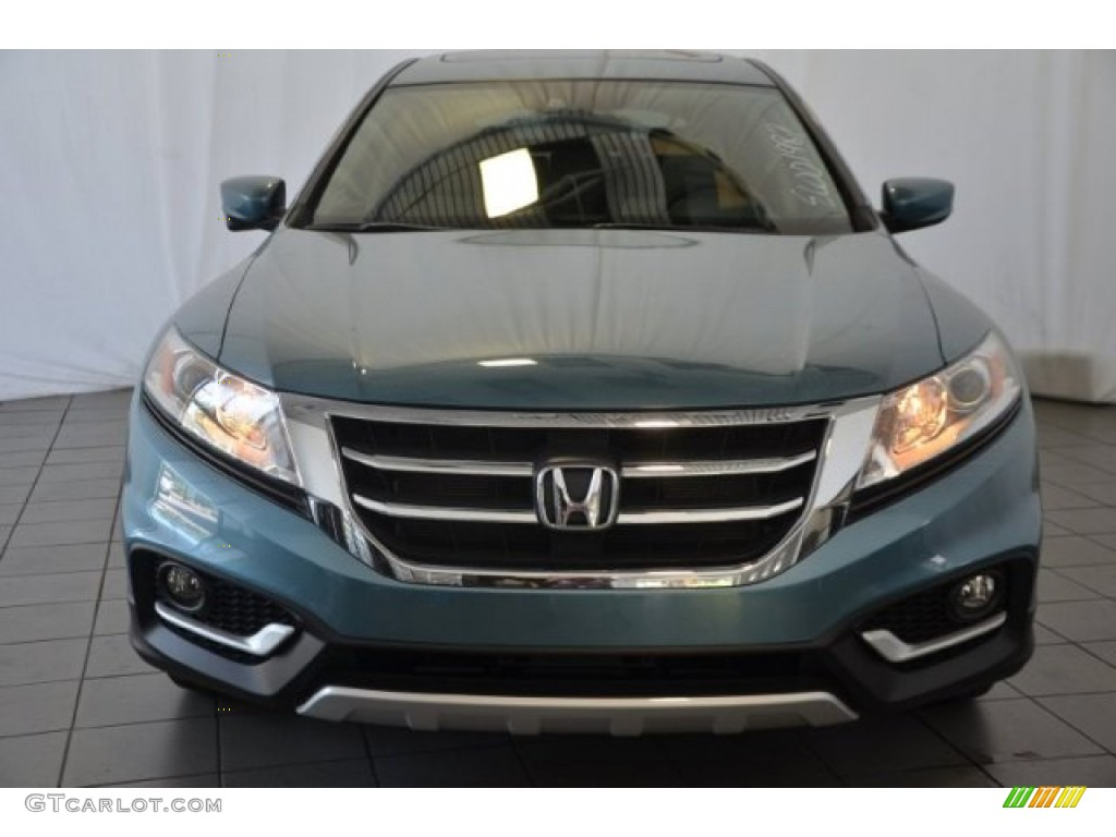 2015 mountain air metallic honda crosstour ex l v6. Black Bedroom Furniture Sets. Home Design Ideas