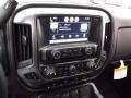 Jet Black Controls Photo for 2015 Chevrolet Silverado 1500 #99118012
