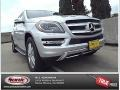 Iridium Silver Metallic 2015 Mercedes-Benz GL 450 4Matic