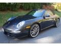 2007 Atlas Grey Metallic Porsche 911 Carrera S Cabriolet #99107020