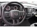 Black/Diesel Gray Steering Wheel Photo for 2015 Ram 1500 #99133276