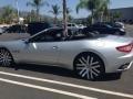 Grigio Touring (Silver) 2011 Maserati GranTurismo Convertible GranCabrio