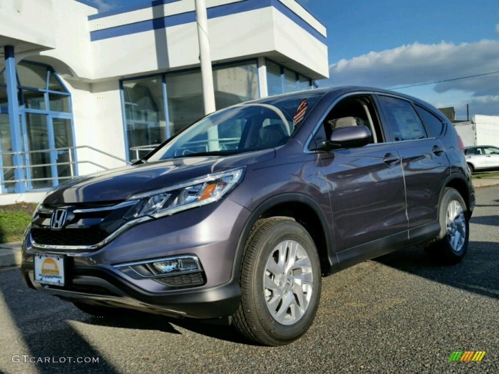 Modern Steel Metallic Honda CR-V