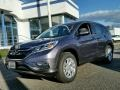 2015 Modern Steel Metallic Honda CR-V EX AWD  photo #1