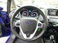 Charcoal Black Steering Wheel Photo for 2015 Ford Fiesta #99145801