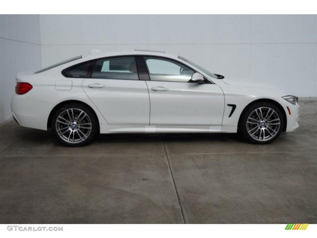 alpine white 2015 bmw 4 series 428i gran coupe exterior photo 99170863. Black Bedroom Furniture Sets. Home Design Ideas