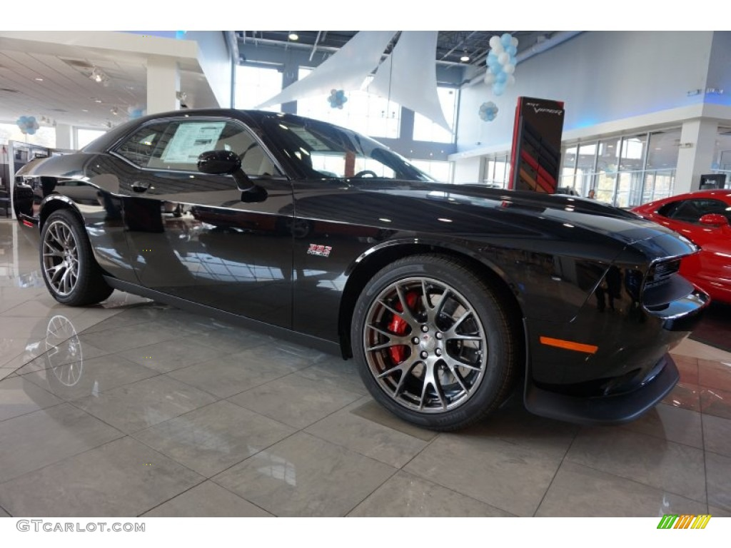 2015 pitch black dodge challenger srt 392 99173169 photo. Cars Review. Best American Auto & Cars Review