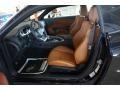 2015 Dodge Challenger Black/Sepia Interior Front Seat Photo