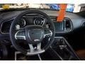 2015 Dodge Challenger Black/Sepia Interior Dashboard Photo