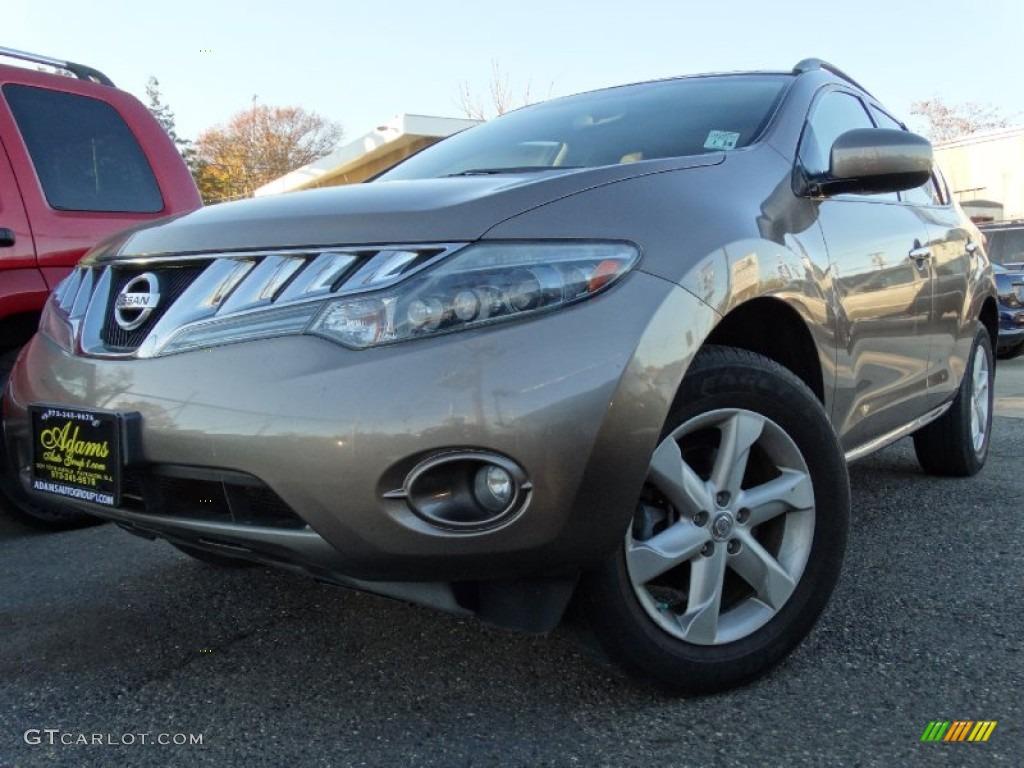 Tinted Bronze Metallic Nissan Murano