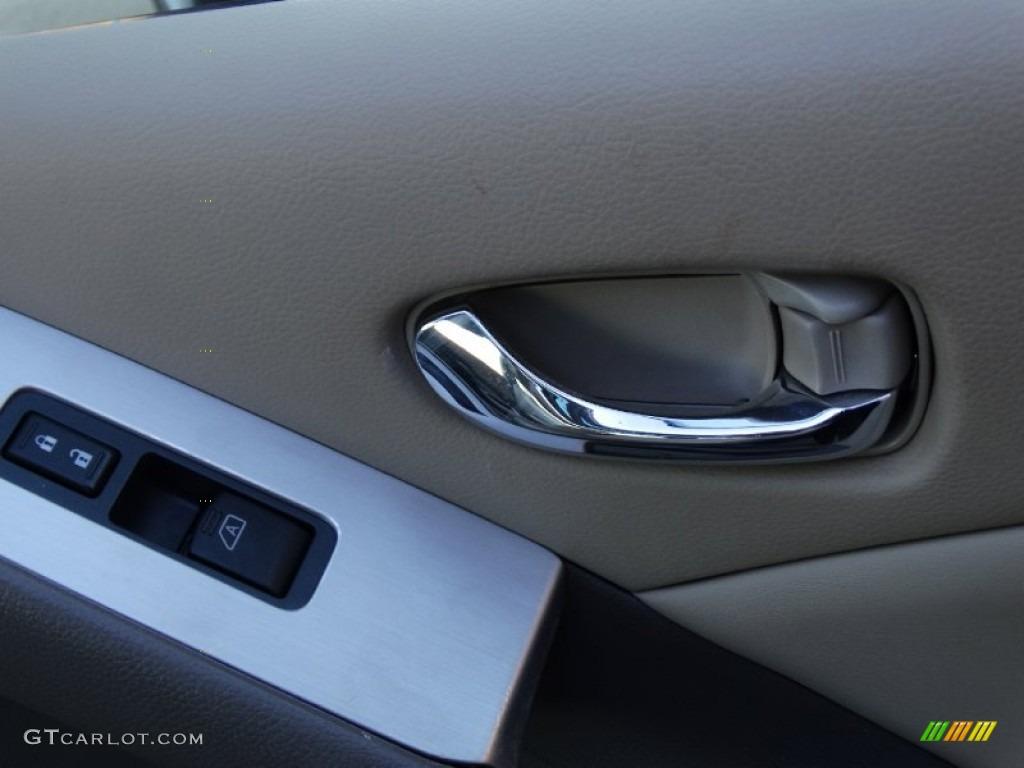 2010 Murano SL AWD - Tinted Bronze Metallic / Beige photo #13