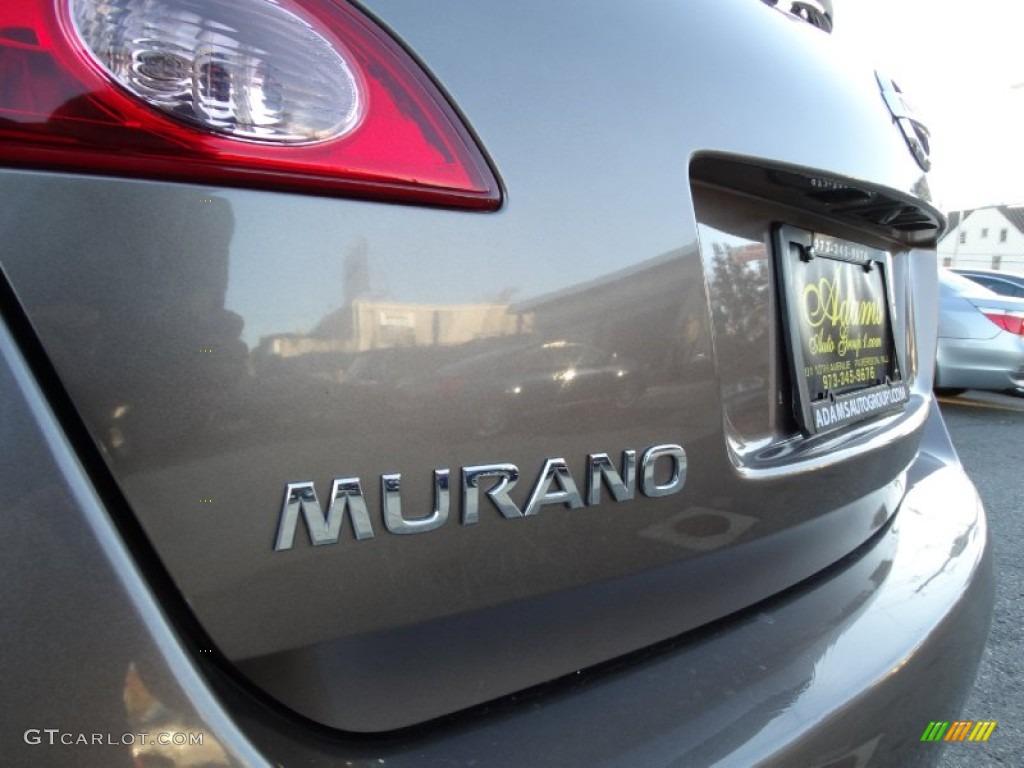 2010 Murano SL AWD - Tinted Bronze Metallic / Beige photo #30