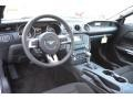 Ebony Front Seat Photo for 2015 Ford Mustang #99218854