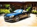 Black 2013 Mercedes-Benz SL 65 AMG Roadster