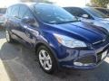 2015 Deep Impact Blue Metallic Ford Escape SE #99216746