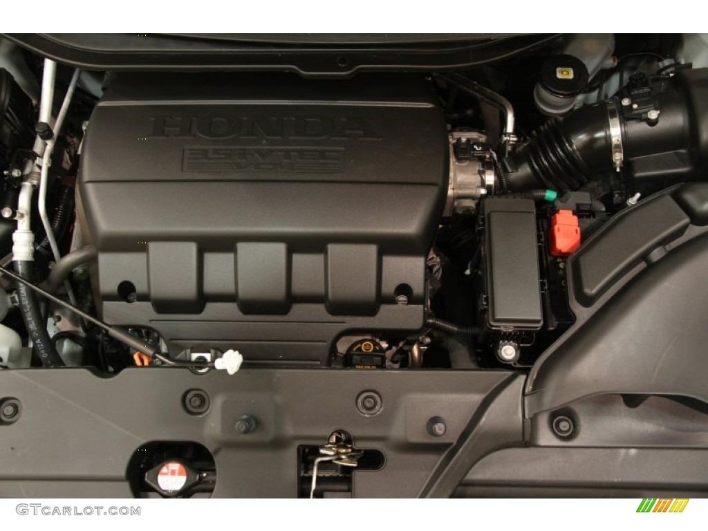 2012 Honda Odyssey Ex 3 5 Liter Sohc 24 Valve I Vtec V6