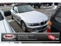 2000 Titanium Silver Metallic BMW M Roadster #99216662