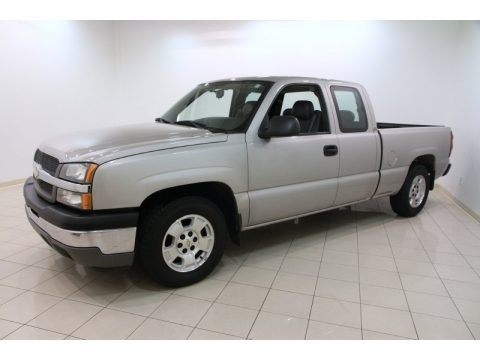 2005 Chevrolet Silverado 1500 Extended Cab Data, Info and Specs