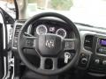 Black/Diesel Gray Steering Wheel Photo for 2015 Ram 1500 #99263917
