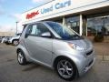 Silver Metallic 2012 Smart fortwo passion coupe